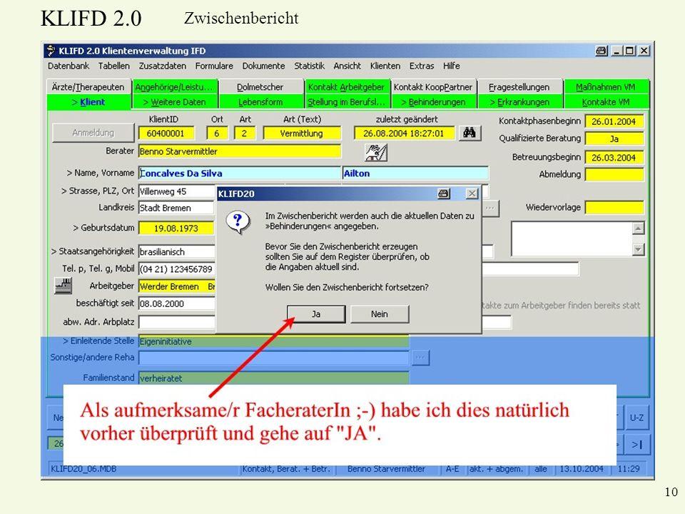 KLIFD 2.0 Zwischenbericht 10