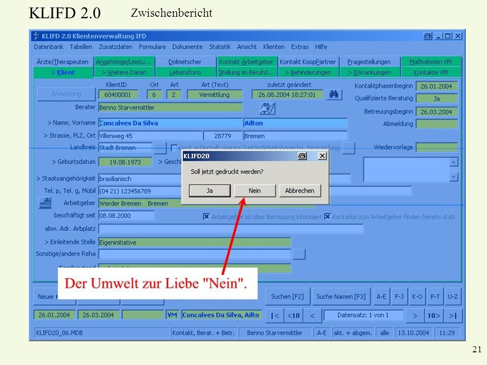 KLIFD 2.0 Zwischenbericht 21