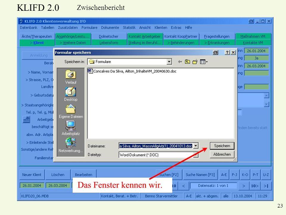 KLIFD 2.0 Zwischenbericht 23