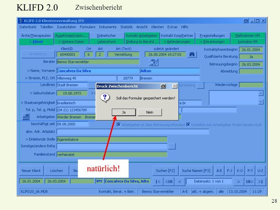 KLIFD 2.0 Zwischenbericht 28