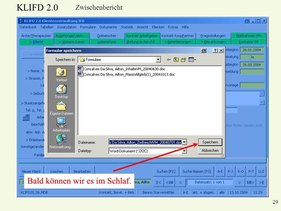 KLIFD 2.0 Zwischenbericht 29