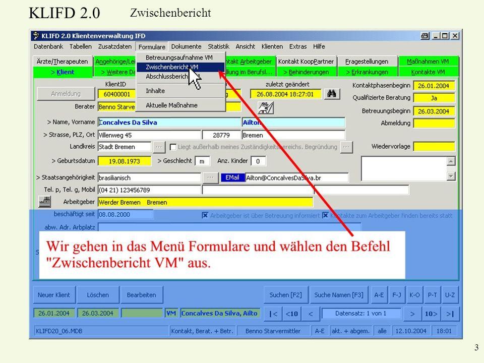 KLIFD 2.0 Zwischenbericht 3