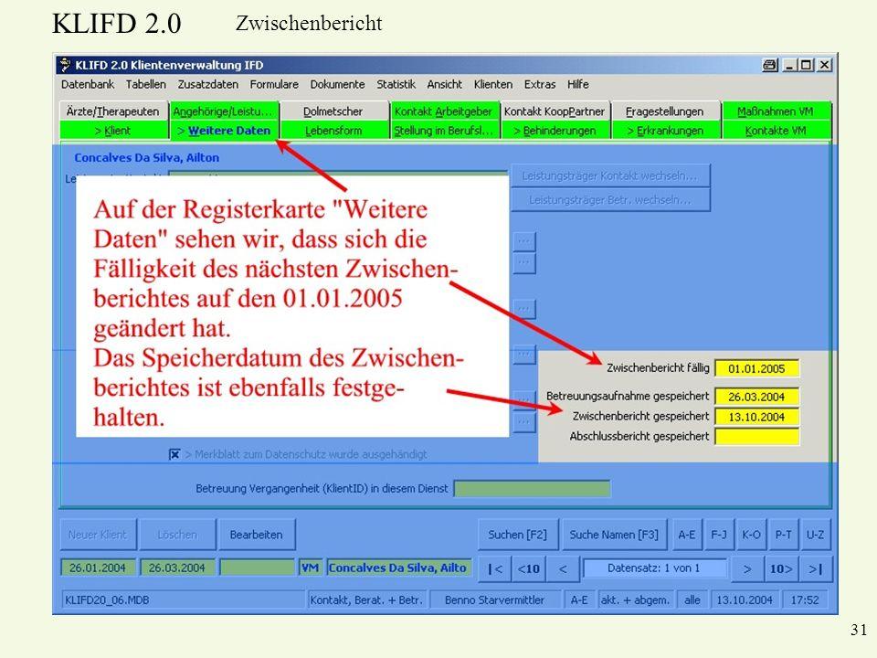 KLIFD 2.0 Zwischenbericht 31