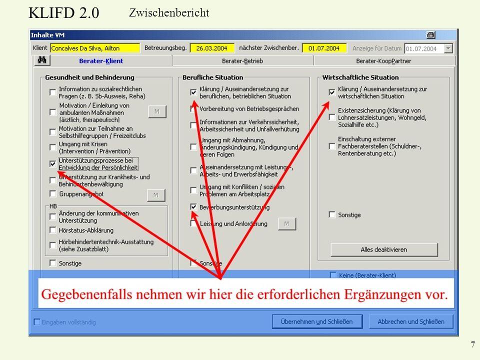 KLIFD 2.0 Zwischenbericht 7