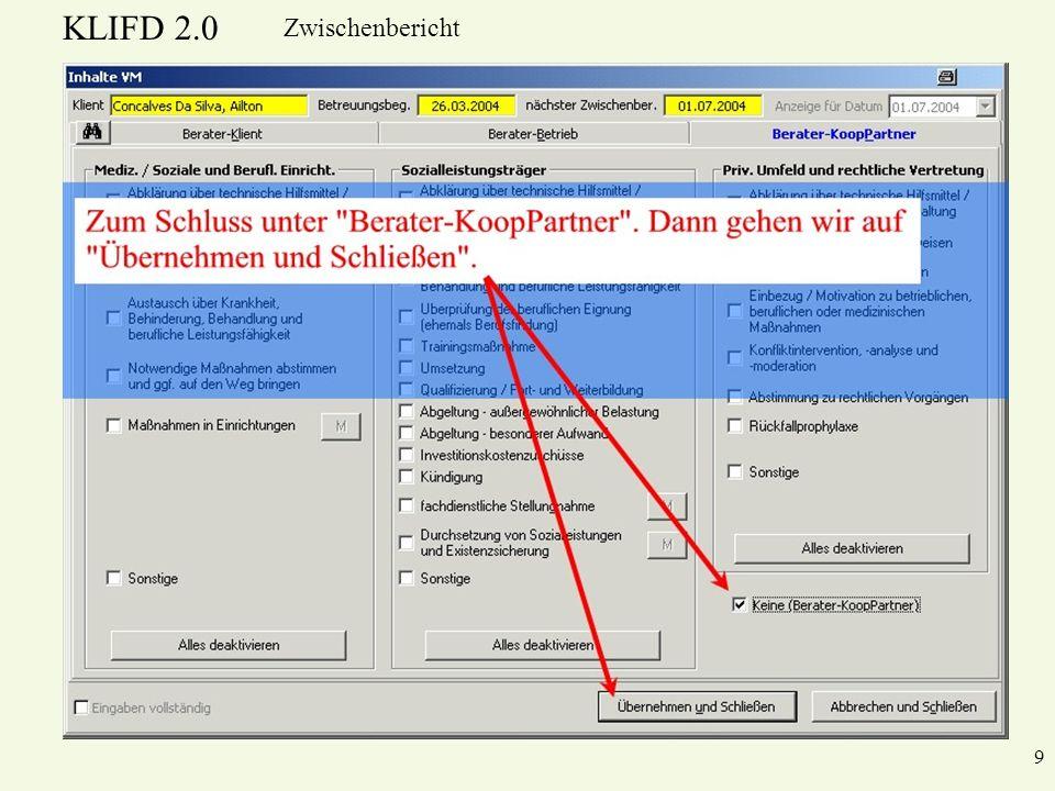KLIFD 2.0 Zwischenbericht 9
