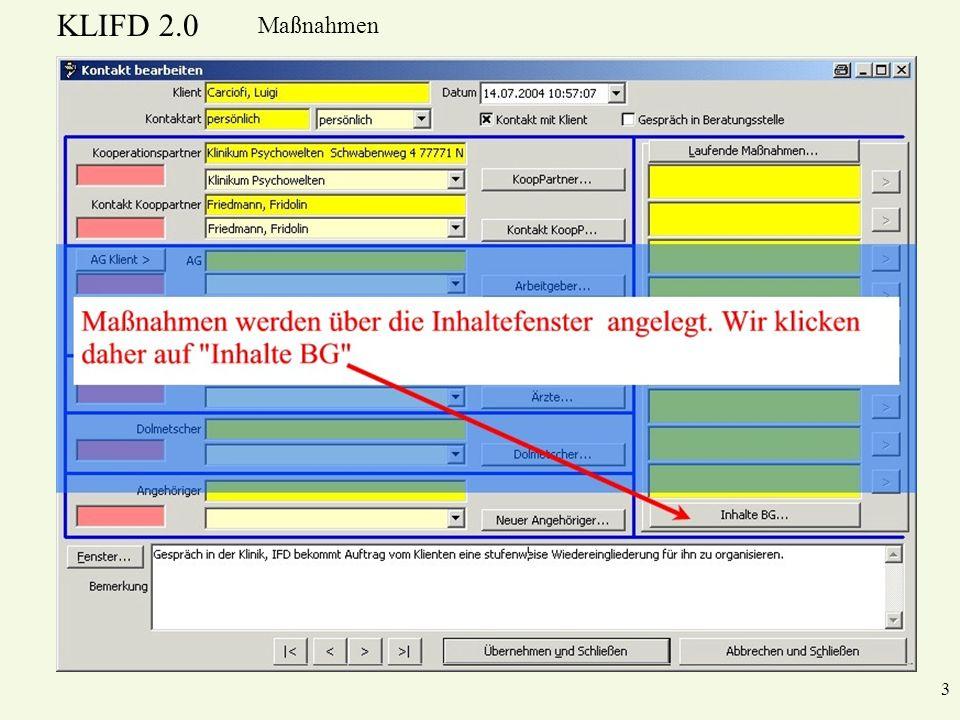 KLIFD 2.0 Maßnahmen 3