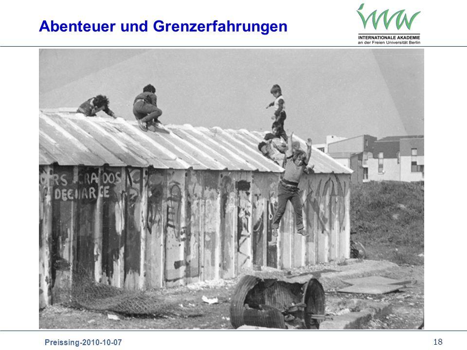 18 Preissing-2010-10-07 Abenteuer und Grenzerfahrungen