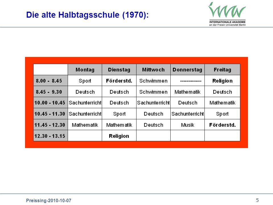 5 Preissing-2010-10-07 Die alte Halbtagsschule (1970):