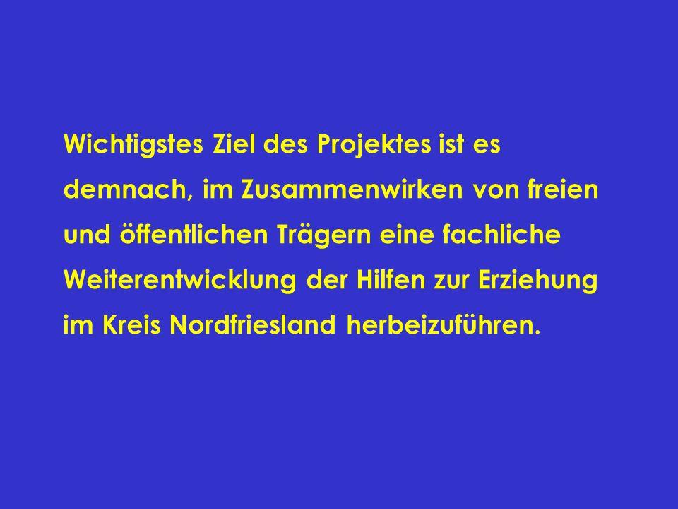 (3) Fallbearbeitung im Sozialraumprojekt Die Fallbearbeitung im Sozialraum ersetzt das frühere Hilfeplanverfahren.