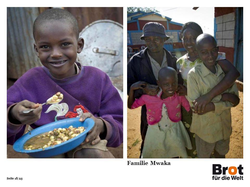 Seite 18/25 Familie Mwaka