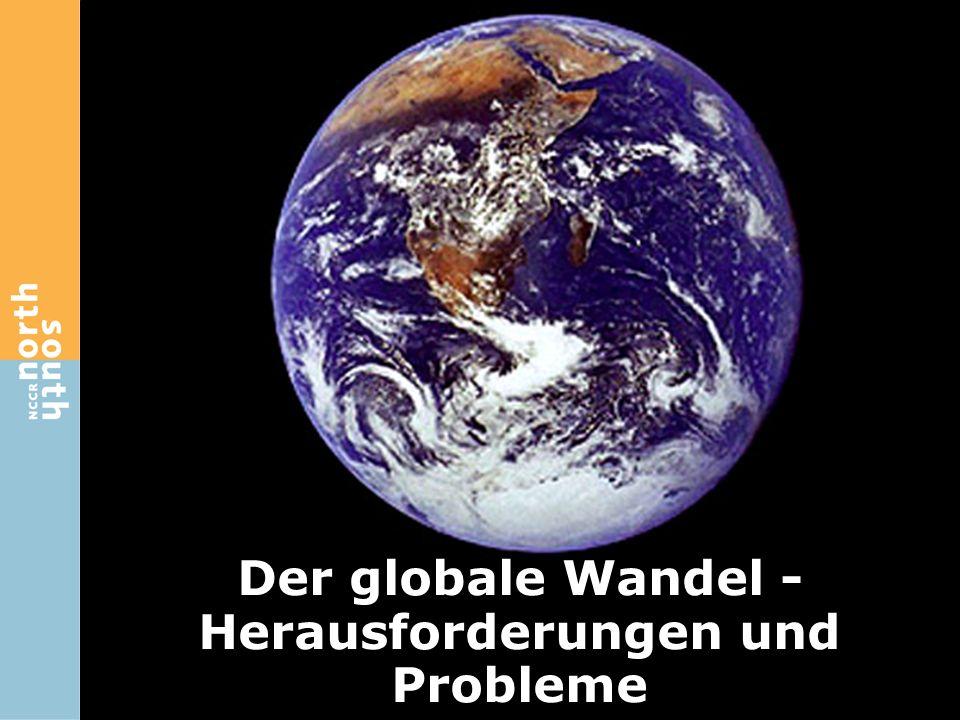 Hintergrund Klärung folgender Fragen in Bezug auf das Syndromkonzept: 1.Was bedeutet Globaler Wandel.