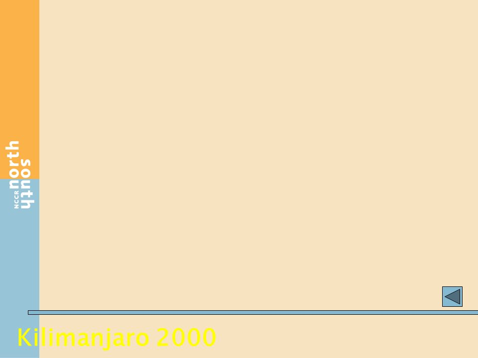 Kilimanjaro 2000