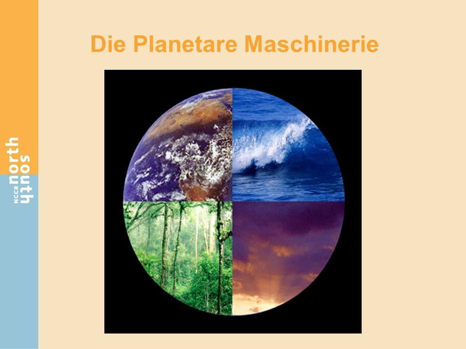 Die Planetare Maschinerie