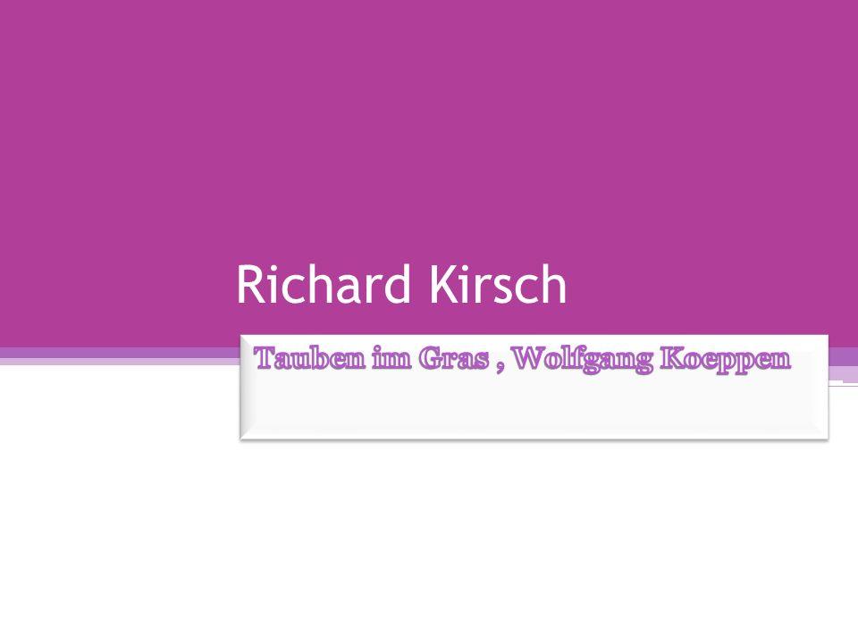 Richard Kirsch