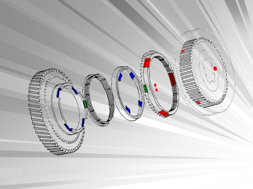 Synchronisation eines Wechselgetriebes © ChrisDen 2007 >>Zwangssynchronisation<<