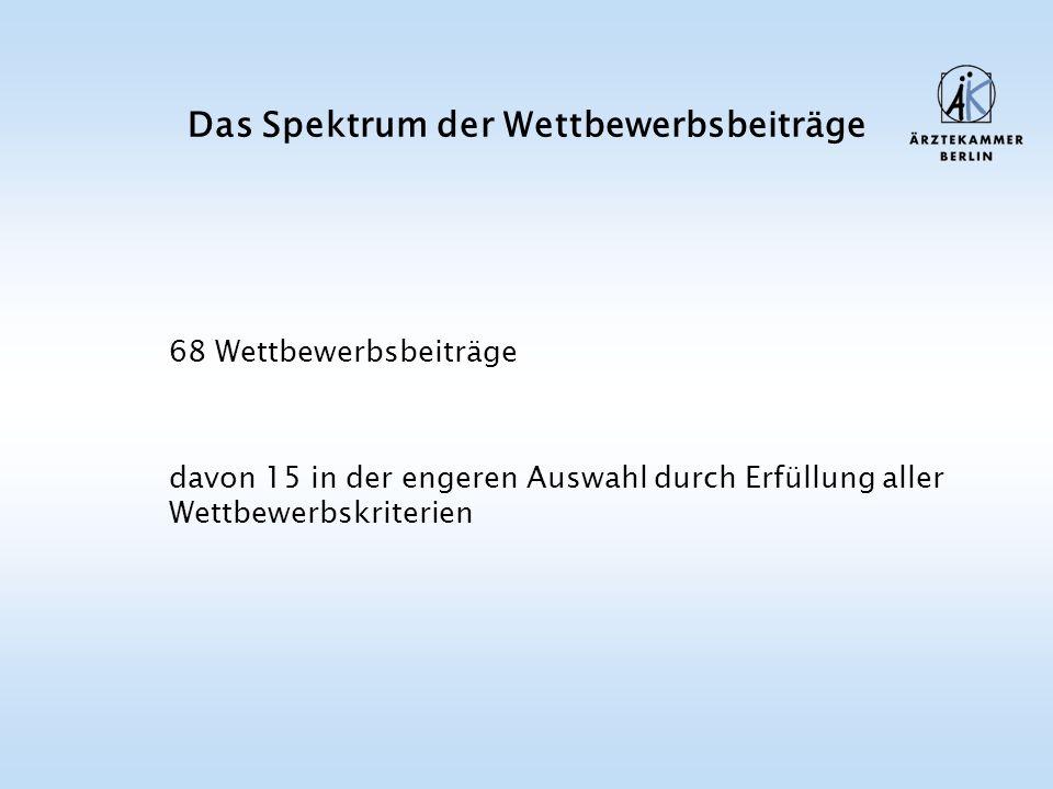 Instrumententypen im Überblick 1.Information Therapieoptionen im Vergleich (z.B.