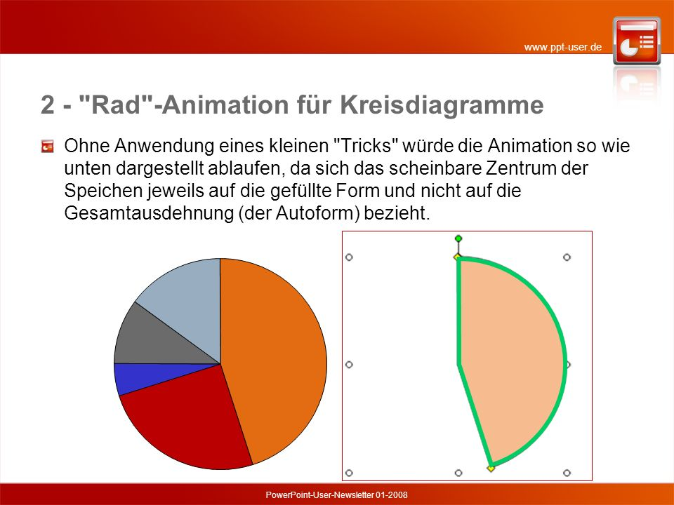 www.ppt-user.de PowerPoint-User-Newsletter 01-2008 2 -