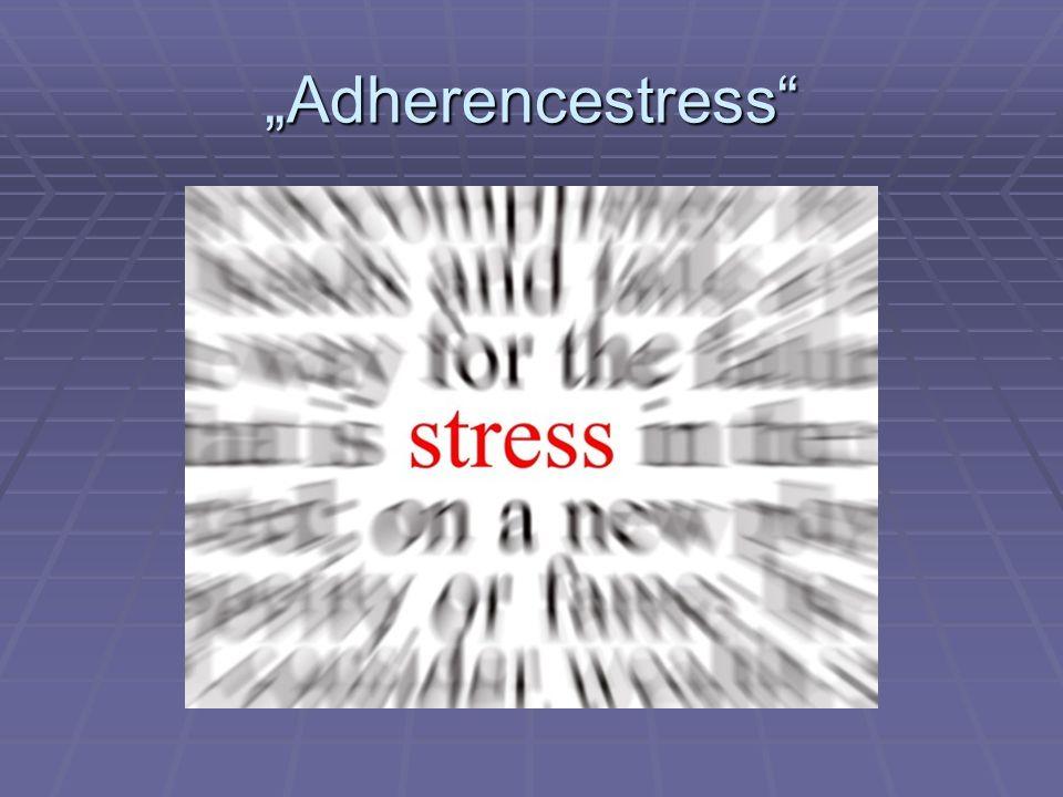 Adherencestress