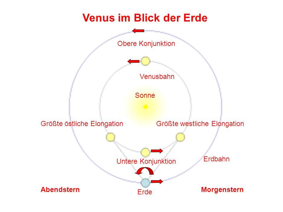 Vergleich Merkur 2003 und Venus 2004 Mit geschütztem Auge zu sehen !