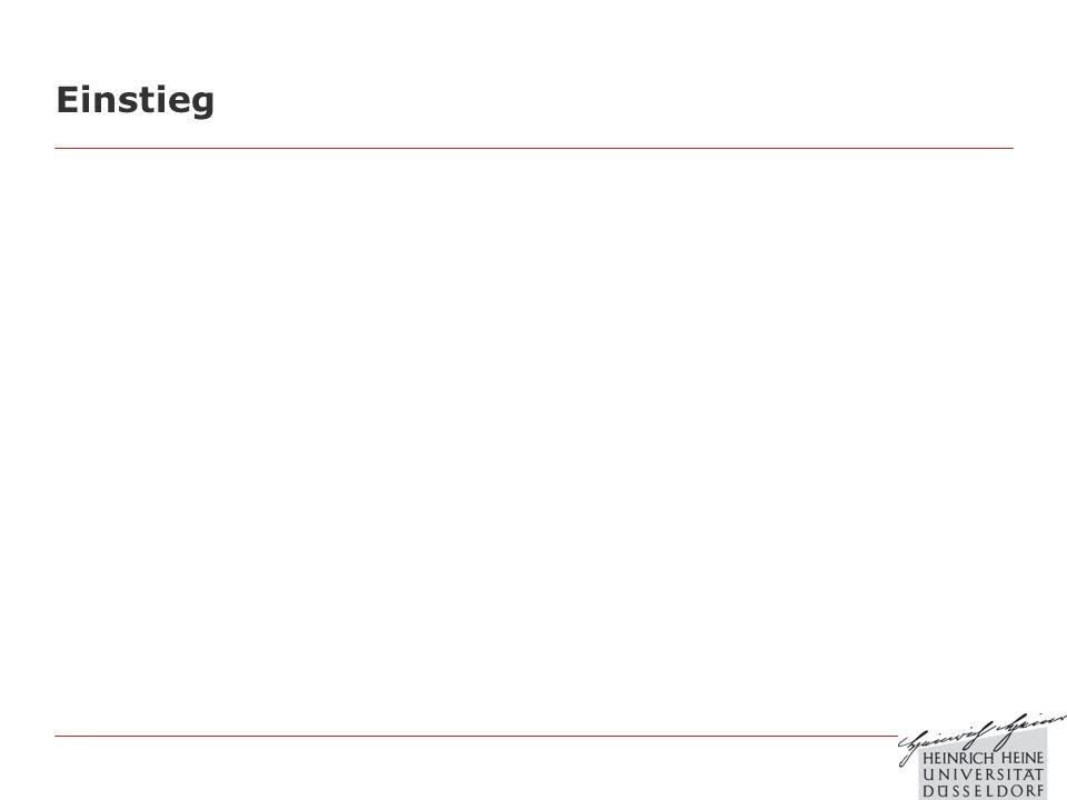 Inhalte Ausgangslage Strategische Kommunikationsplanung