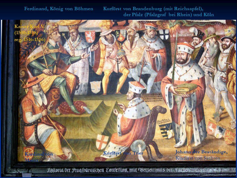 Kaiser Karl V.(1500-1558; reg.