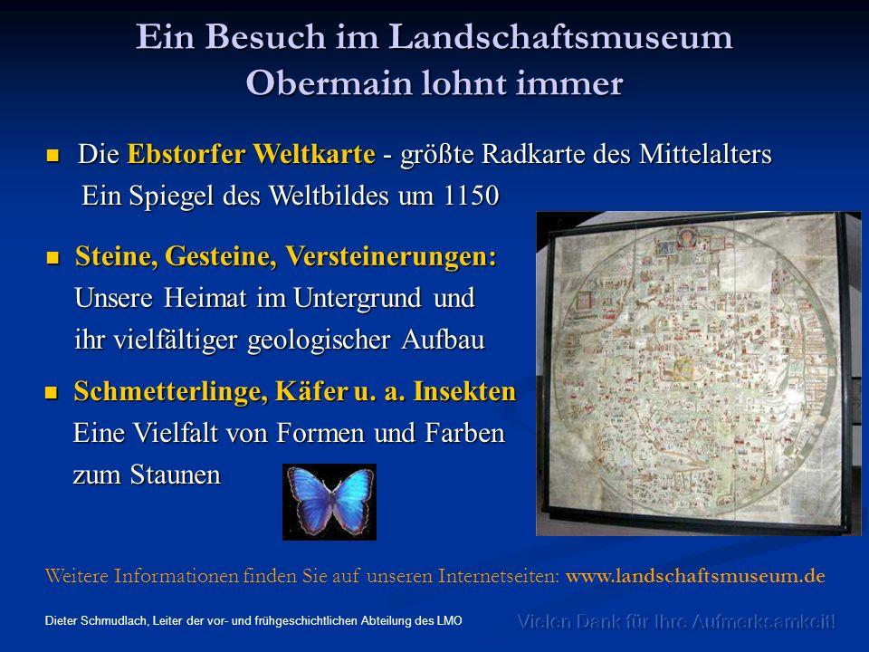 Die Ebstorfer Weltkarte - größte Radkarte des Mittelalters Die Ebstorfer Weltkarte - größte Radkarte des Mittelalters Ein Spiegel des Weltbildes um 11