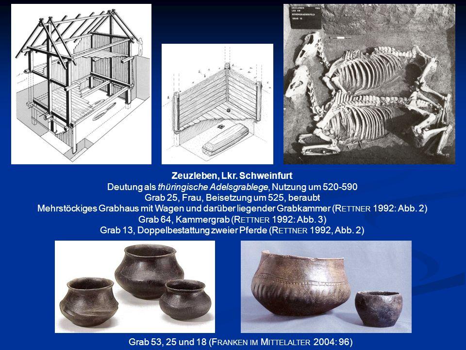 Bamberg, Domberg Funde aus Gräbern der Burgkirche und verlagerte Objekte