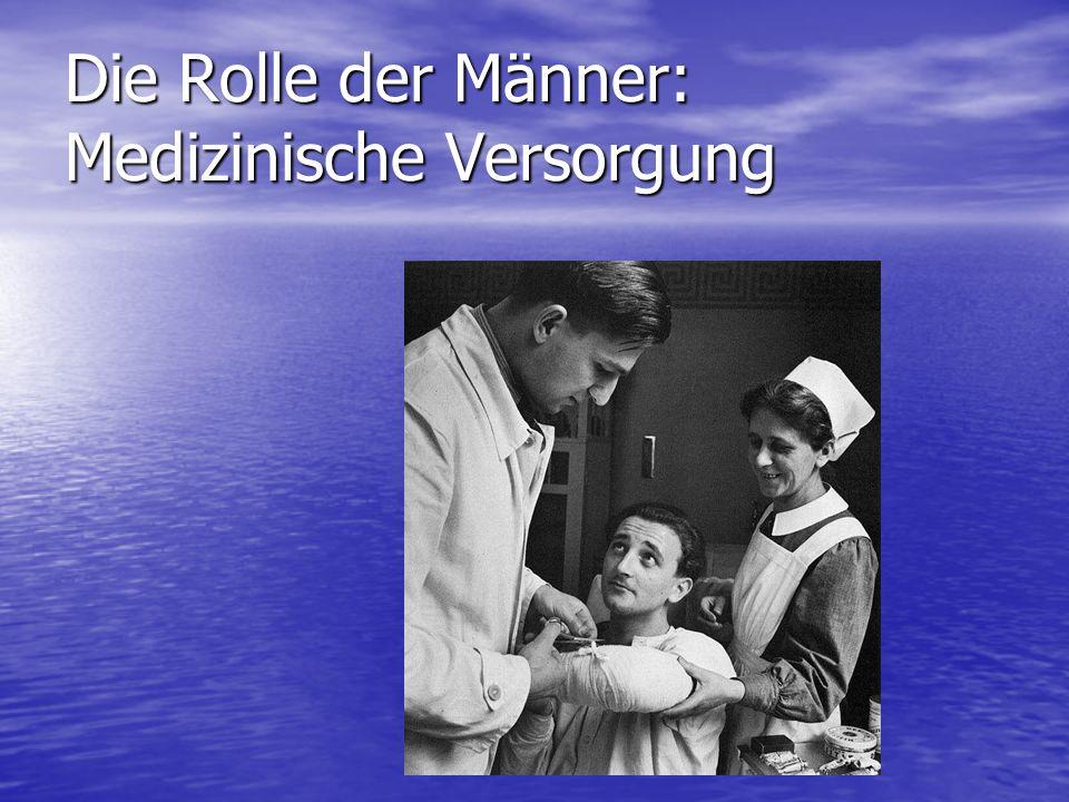 Die Rolle der Männer: Medizinische Versorgung