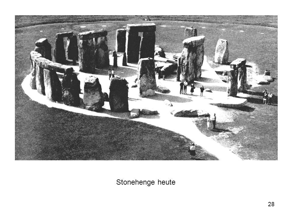 28 Stonehenge heute
