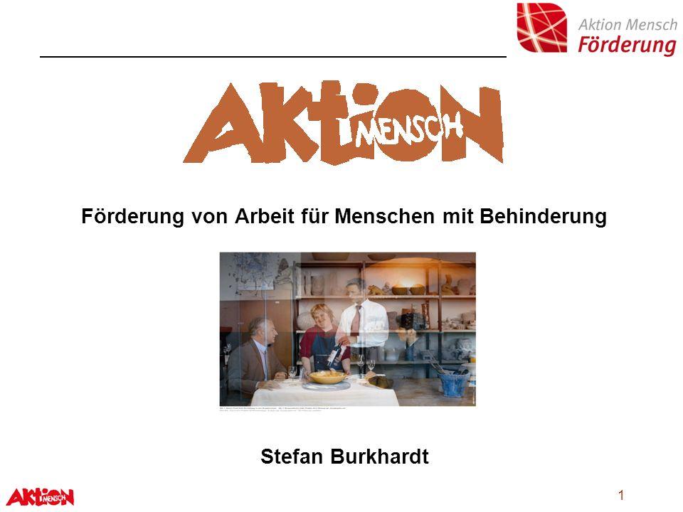 22 www.aktion-mensch.de Wir freuen uns auf Ihre Projekte! Vielen Dank für Ihre Aufmerksamkeit!
