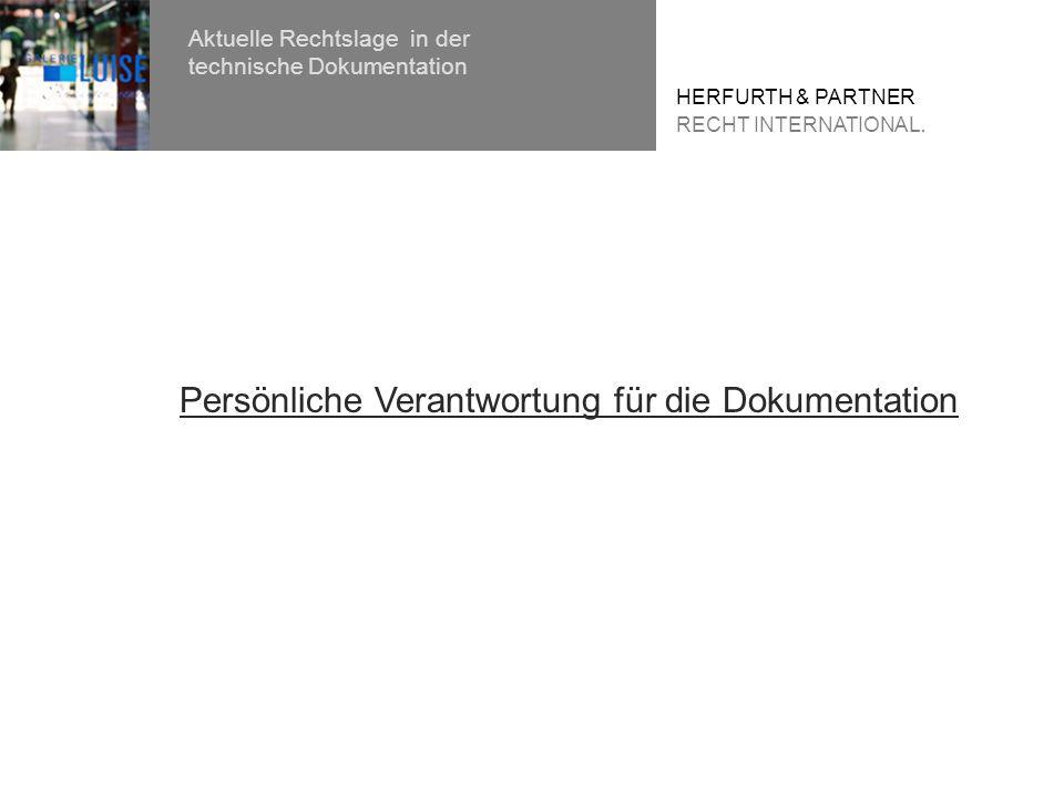Aktives Handeln z.B.Dokumentation ohne Gefahrenanalyse Unterlassen z.B.