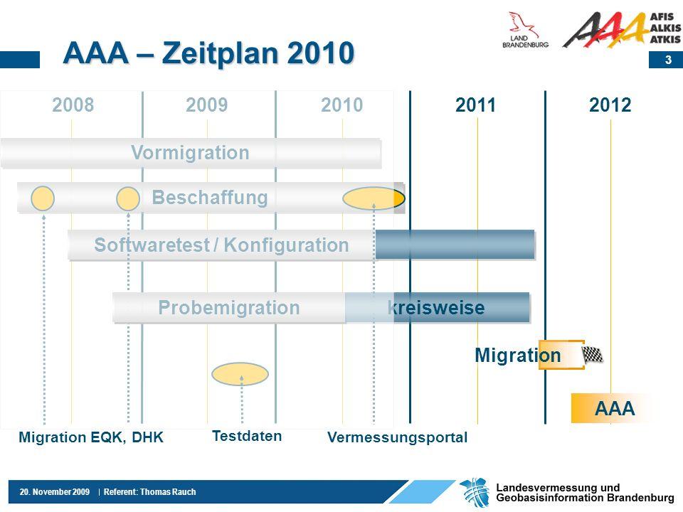 4 20.November 2009 Referent: Thomas Rauch Verschiebung – Warum.
