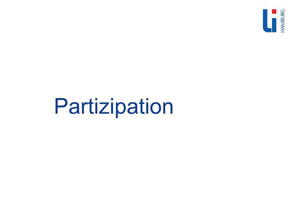 Partizipation