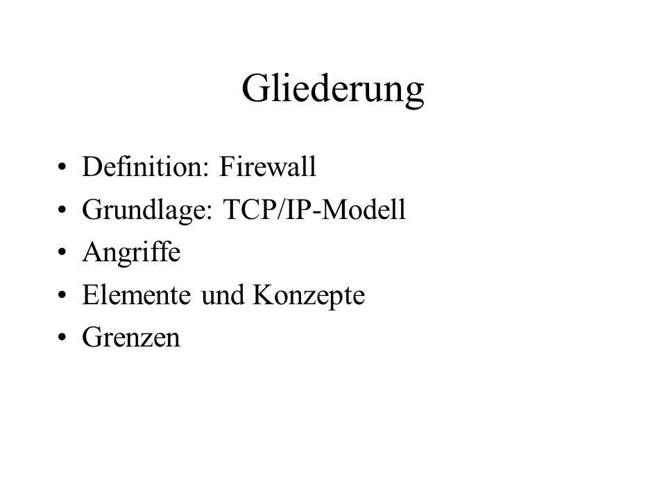 Grenzen Unlogische / falsch umgesetzte Sicherheitspolitik Anwendungsdatenorientierte Angriffe (z.B.