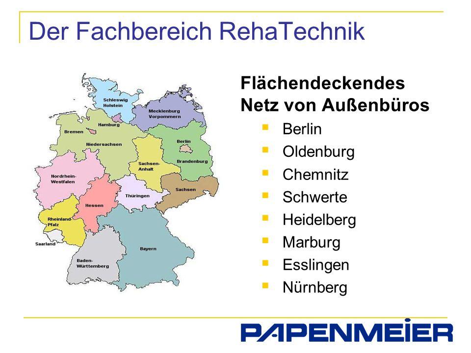 Der Fachbereich RehaTechnik Arbeitsplatzausstattungen mit Braillezeilen, Screenreader Kamerasystemen, Vergrößerungssoftware sowie kundenspezifischer Programmierung und Dienstleistung.