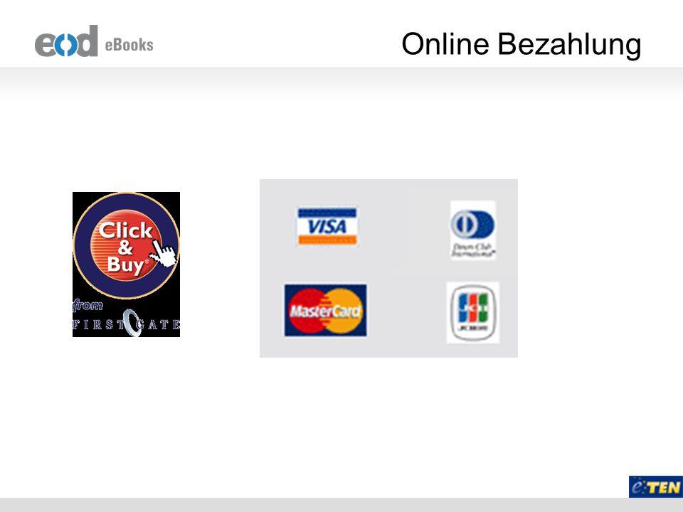 Online Bezahlung
