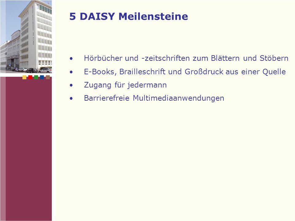 4 Projekt »Leibniz« Workflow des Projektes »Leibniz« Sach- und Fachbuchaufbereitung für Blinde und Sehbehinderte ab Herbst 2009, gefördert durch BMAS