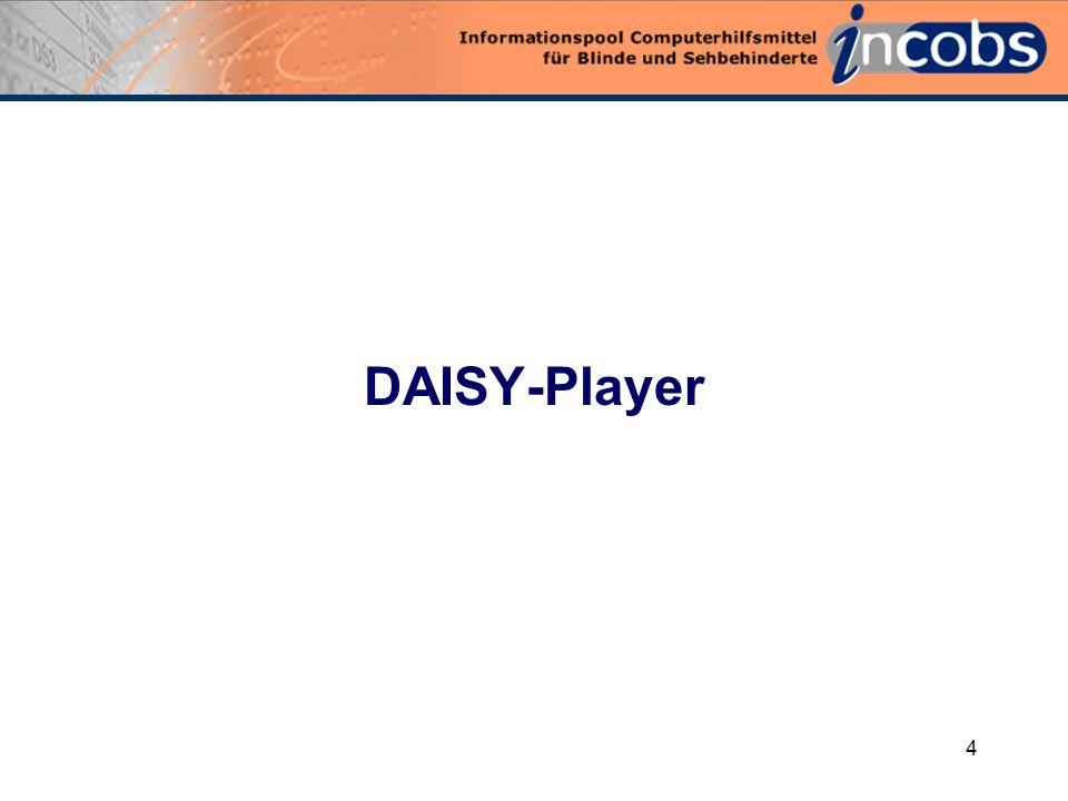 4 DAISY-Player