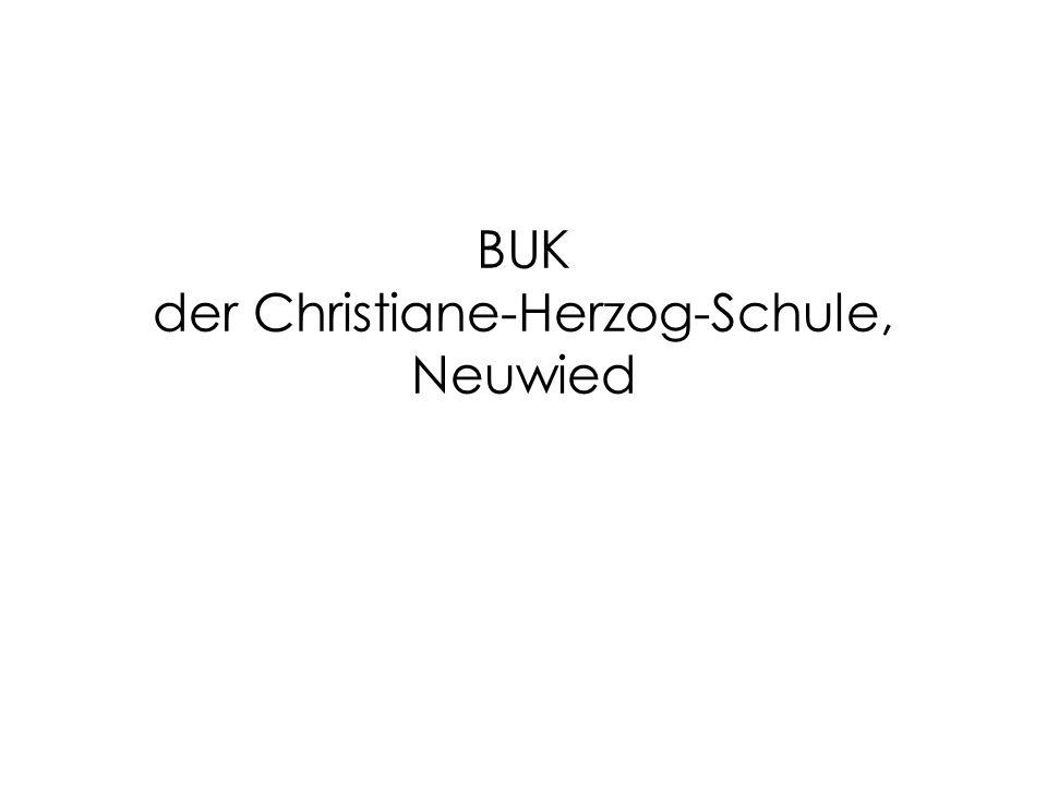 BUK der Christiane-Herzog-Schule, Neuwied