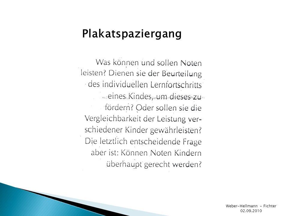 Weber-Hellmann - Fichter 02.09.2010 Plakatspaziergang