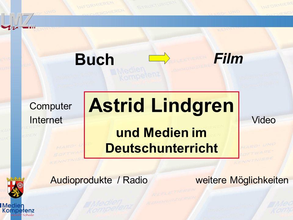 Computereinsatz im Deutschunterricht Arbeit am Computer 1.
