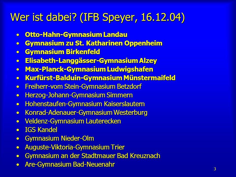 3 Otto-Hahn-Gymnasium LandauOtto-Hahn-Gymnasium Landau Gymnasium zu St.