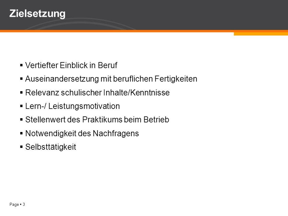 Page 4 Aufgabenstellungen Fachlich auf den Praxislernort bezogen: Sammeln von Informationen Beschreibung von Arbeitsabläufen Erläutern von Fachbegriffen Anwendung schul.