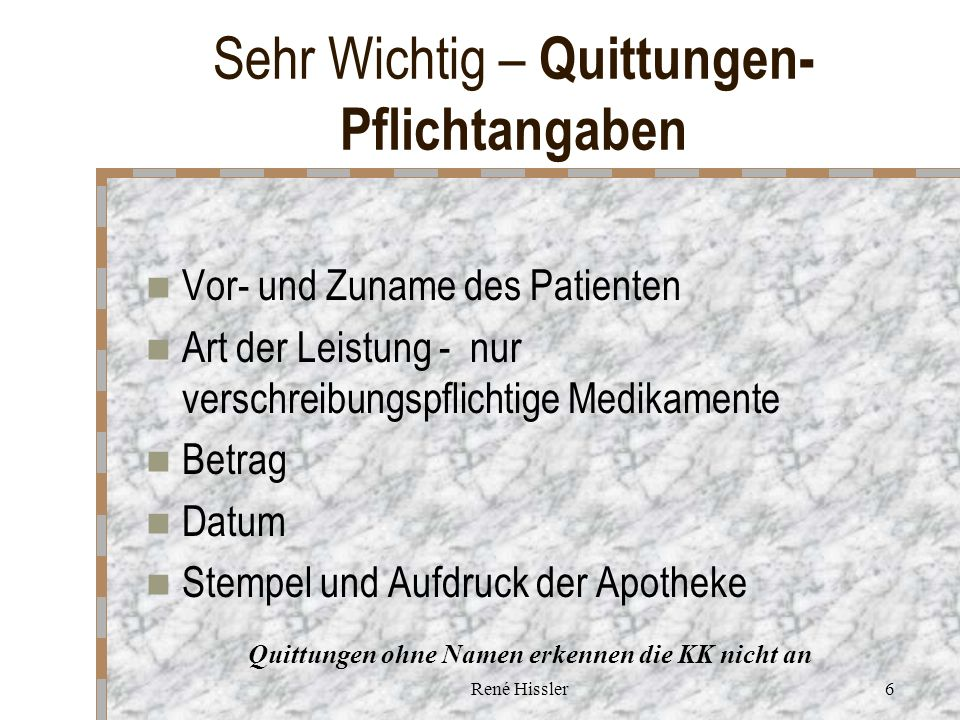 René Hissler5 Zahnersatz / Zahnvorsorge Grafik der AOK: