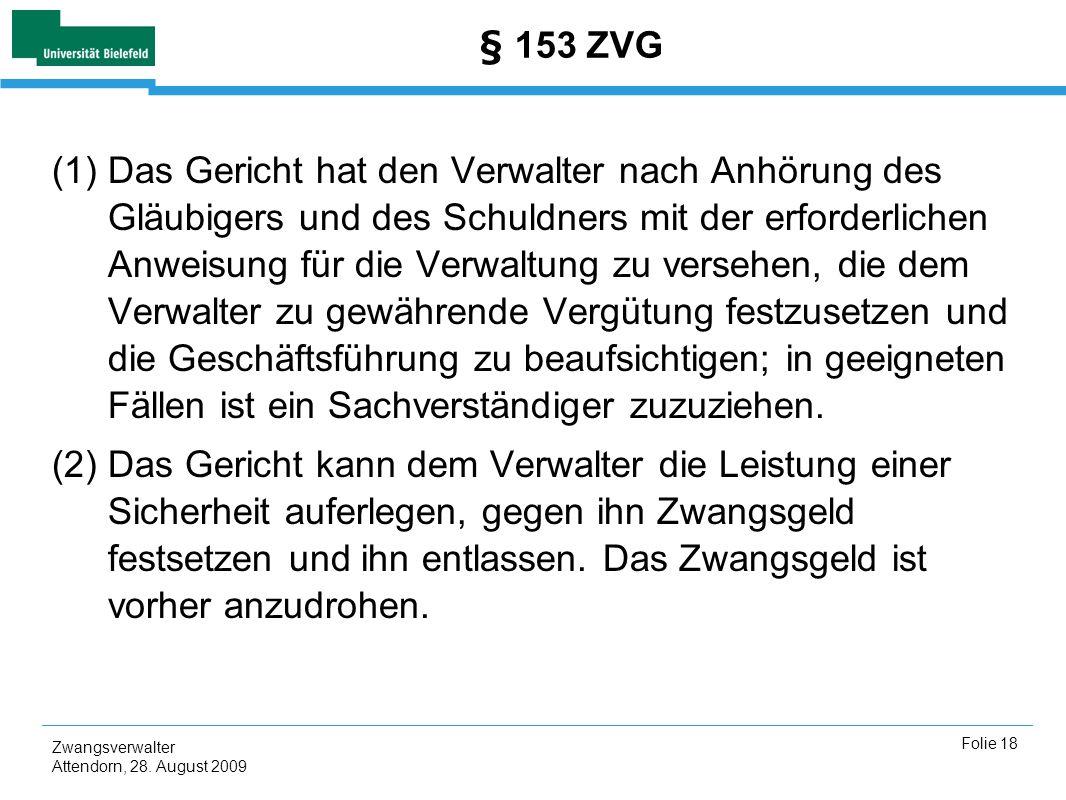 Zwangsverwalter Attendorn, 28.