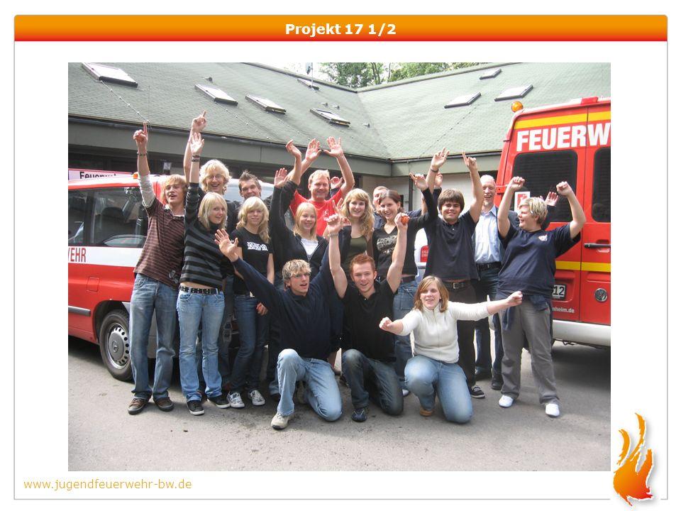 www.jugendfeuerwehr-bw.de Projekt 17 1/2