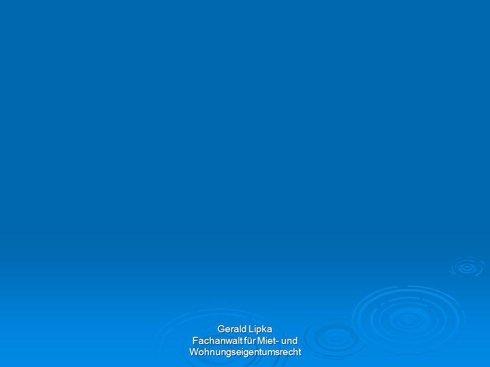 I.Grundbegriffe Instandhaltung und Instandsetzung Instandhaltung und Instandsetzung § 21 Abs.