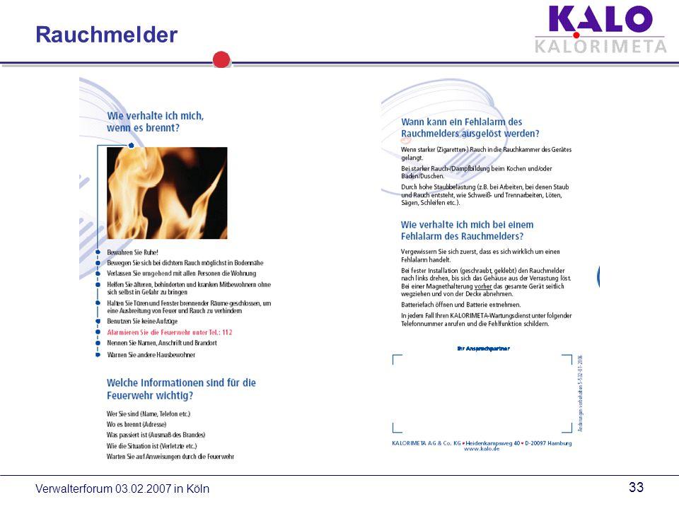 Verwalterforum 03.02.2007 in Köln 32 Rauchmelder