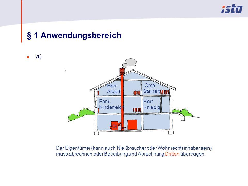 Max Mustermann · Name der Präsentation · 00 Monat 2004 · Seite 0 § 1 Anwendungsbereich n a) Herr Albert Oma Steinalt Herr Kniepig Fam. Kinderreich Öl