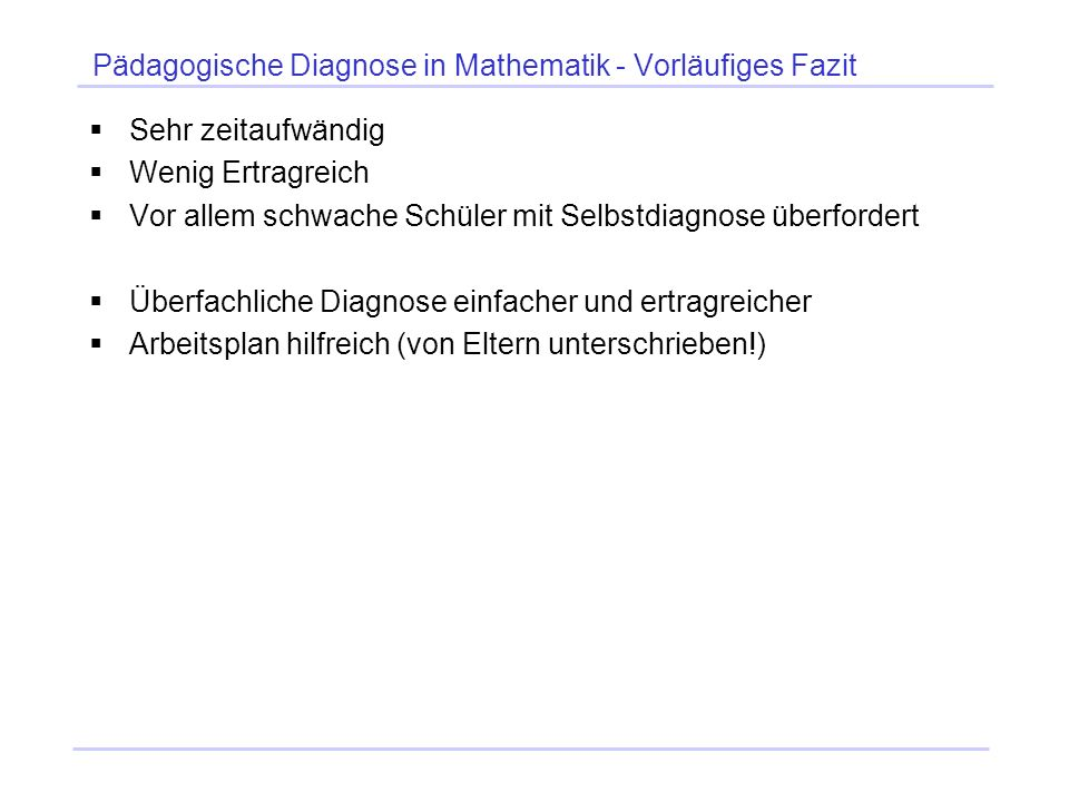 Diagnose mit den Ampelkärtchen Individuelle Förderung4.10.2012 wolfram-thom.de … gelingt mir meistens fehlerfrei.